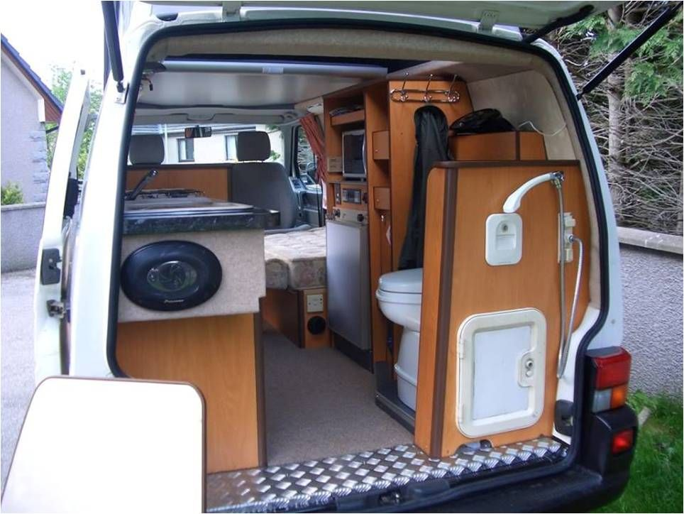 Turn Your Minivan Into A Camper With These DIY Kits – Blue